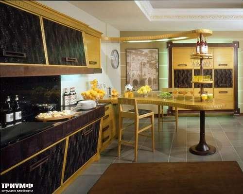 Кухня Orizzonte массив вишни Италия