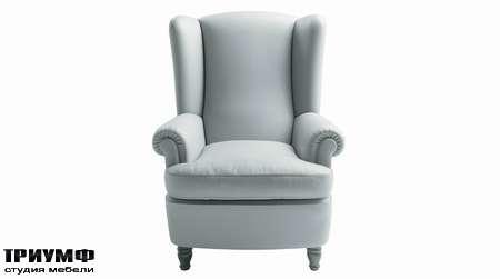 Итальянская мебель Poltrona Frau - кресло Dionisio