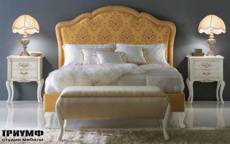 Итальянская мебель Giorgio Casa - memorie veneziane кровать2