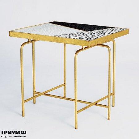 Американская мебель Globalviews - Bianca Side Table