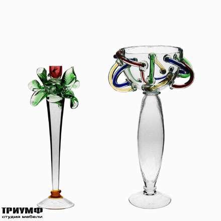 Итальянская мебель Driade - Подсвечник Leonardo