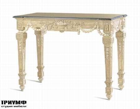 Итальянская мебель Chelini - консоль арт FCBM 1116