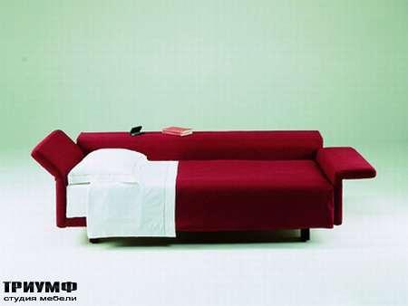 Итальянская мебель Futura - Диван раскладушка King Size