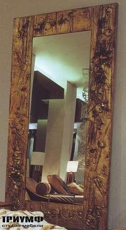 Итальянская мебель Rugiano - Зеркало Totem