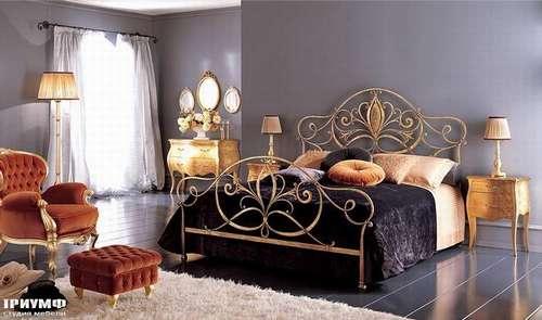 Итальянская мебель Giusti Portos - Классическая спальня Angelica