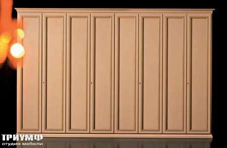 Итальянская мебель Grande Arredo - Шкаф на восемь распашных дверей