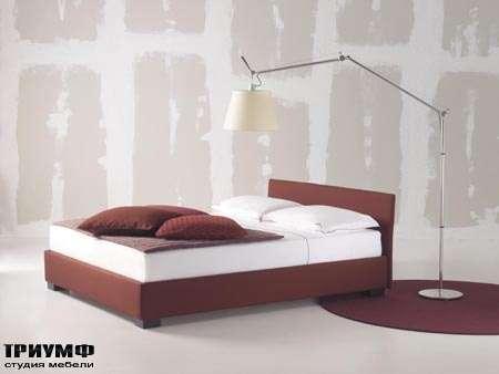 Итальянская мебель Orizzonti - кровать Figi двухспальная