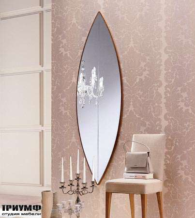 Итальянская мебель Porada - Зеркало surf