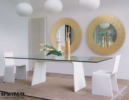Итальянская мебель Porada - Обеденная группа egos