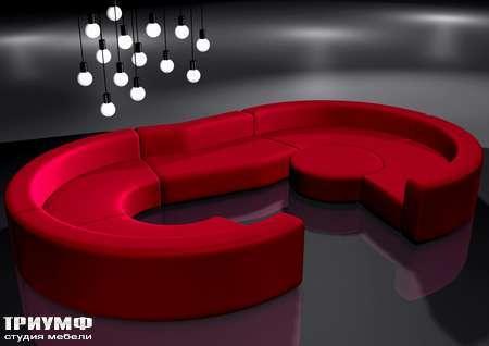 Итальянская мебель Giovannetti - Диван Multilove