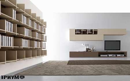 Итальянская мебель Presotto - композиция Modus 1