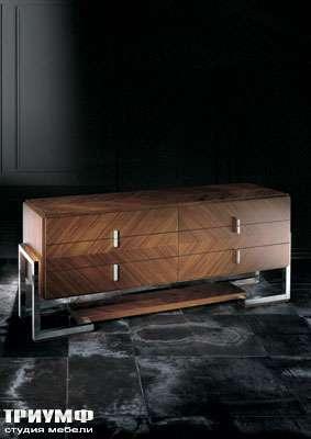 Итальянская мебель Smania - Комод Axoca Deluxe