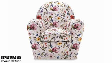 Итальянская мебель Poltrona Frau - кресло Housse