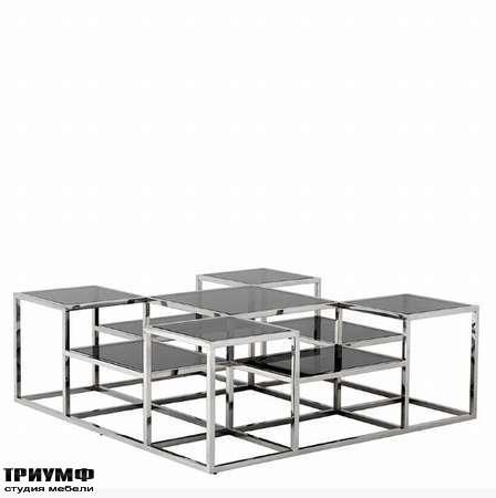 Голландская мебель Eichholtz - стол coffee smythson