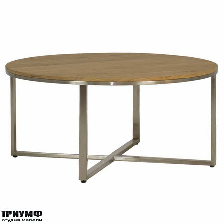 Американская мебель Summerclassics - Bradley Round Coffee Table