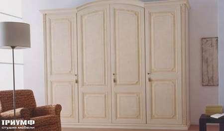 Итальянская мебель Ferretti e Ferretti - Шкаф четырех дверный caravaggio