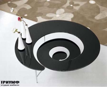 Итальянская мебель Cattelan Italia - Столик Spiral