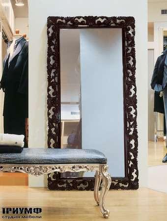 Итальянская мебель Moda by Mode - зеркало Replica2