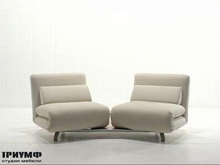 Итальянская мебель Futura - Кресла трансформируемые в кровать Le Vele Video