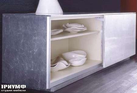 Итальянская мебель Varaschin - тумба Argento 2