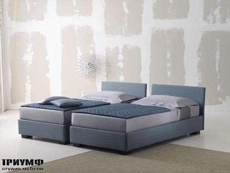 Итальянская мебель Orizzonti - кровать Figi одноместная
