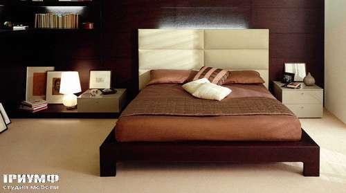 Итальянская мебель Besana - Кровать Chelsea
