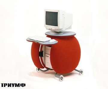 Итальянская мебель Rossi di albizzate - столик компьютерный