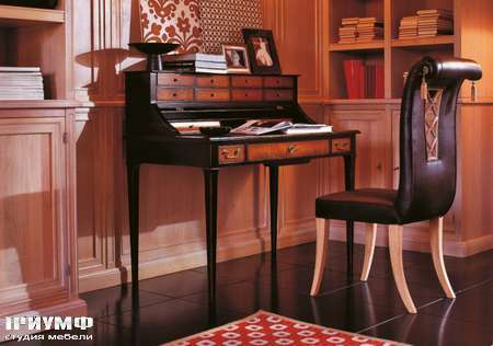 Итальянская мебель Luciano Zonta - Giorno Scrivanie стол Fusion
