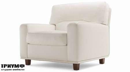 Итальянская мебель Poltrona Frau - кресло Salome