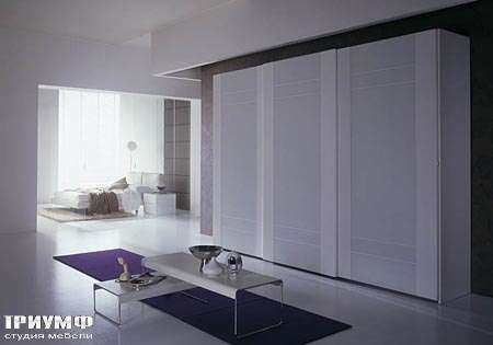Итальянская мебель Vittoria - шкаф Twin scorrevole