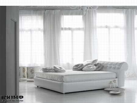 Итальянская мебель Noir Cattelan Italia - Кровать Napoleon