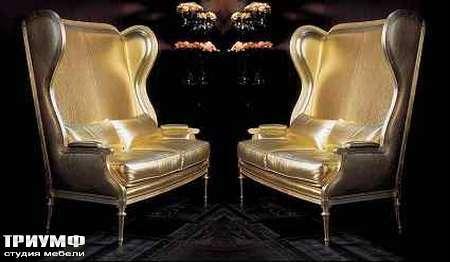 Итальянская мебель Grande Arredo - Кресло Love Seat 160