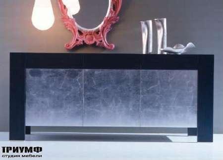 Итальянская мебель Varaschin - тумба Argento
