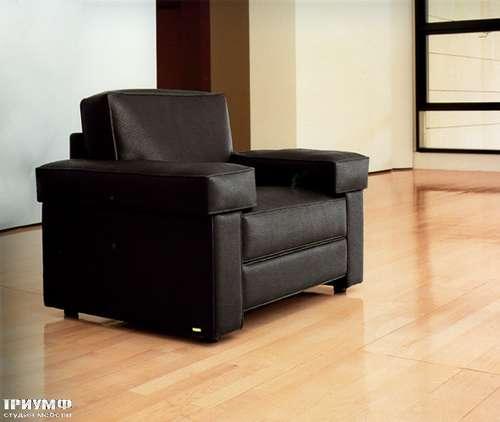 Итальянская мебель Mascheroni - Кресло с раскладным механизмом Karisma