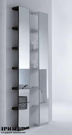 Итальянская мебель Orizzonti - зеркало прямоугльное высокое Moheli