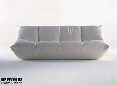 Итальянская мебель Giovannetti - Диван Papillon трансформируемый