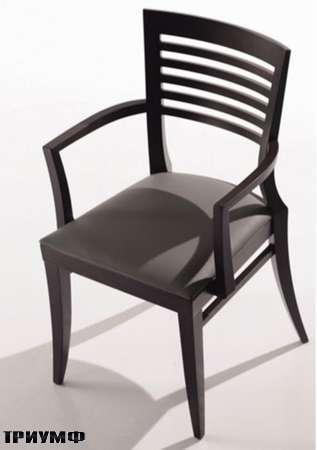 Итальянская мебель Potocco - кресло Zaffira