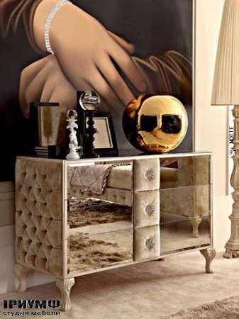 Итальянская мебель Dolfi - кoмод Adelaide