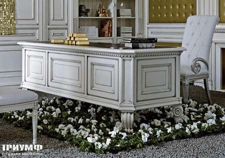 Итальянская мебель Luciano Zonta - Giorno Scrivanie стол Hermitage