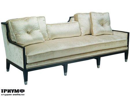 Американская мебель Chaddock - French Deco Sofa