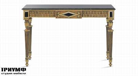 Итальянская мебель Chelini - консоль арт FCBM 584