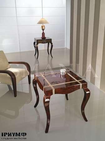 Итальянская мебель Smania - Журнальный стол Charme