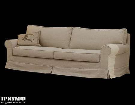 Итальянская мебель Cantori - диван Rivoli