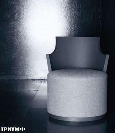 Итальянская мебель Potocco - полукресло Curva