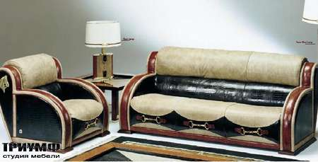 Итальянская мебель Formitalia - Диван и кресло Texas