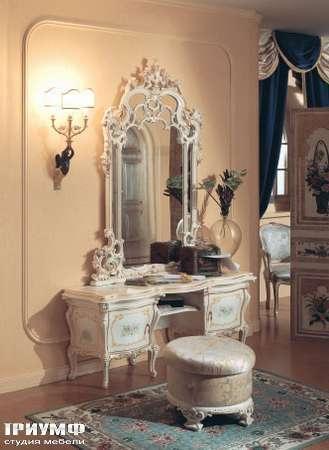 Итальянская мебель Silik - Туалетный столик Elena