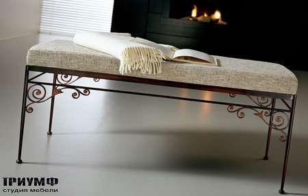 Итальянская мебель Ciacci - Скамейка Helena