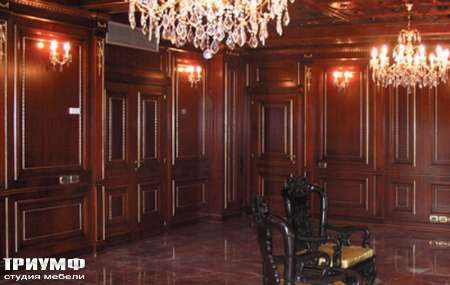 Итальянская мебель Ezio Bellotti - Boiserie Collection 1900