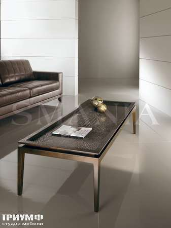 Итальянская мебель Smania - Журнальный стол Crocus