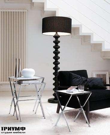 Итальянская мебель Porada - Настольная лампа babele